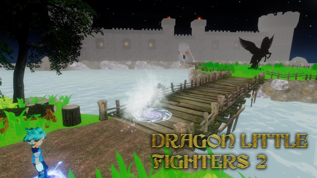 Dragon Little Fighters 2 Gameplay